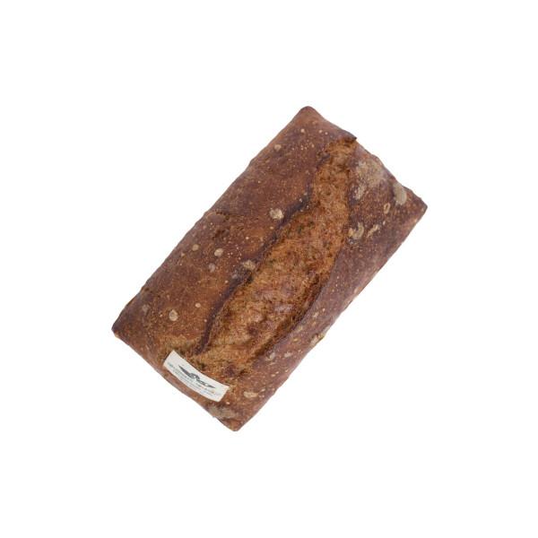 Chleb pszenno-żytni bez ziaren na zakwasie