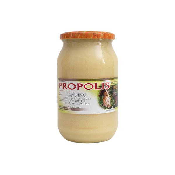 Miód wielokwiatowy z propolisem